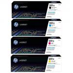 HP CF400X CF401X CF402X CF403X Toner 原廠碳粉 (一套)