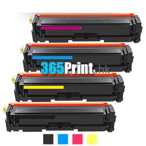 HP CF401X Toner 代用碳粉 藍色