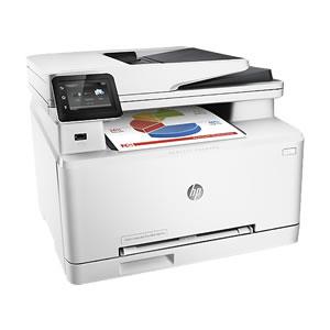 HP Color LaserJet Pro MFP M277n 代用碳粉